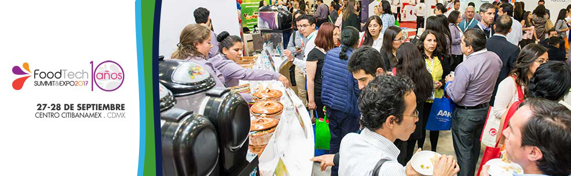 food tech & expo méxico